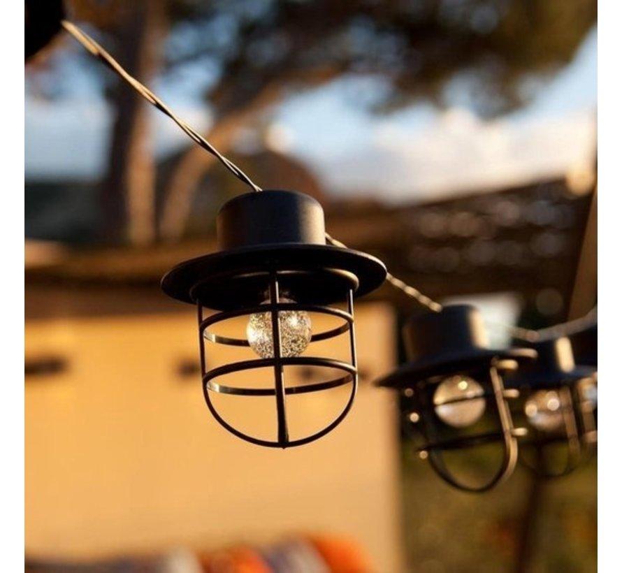 lumisky detroit snoerverlichting op zonne-energie