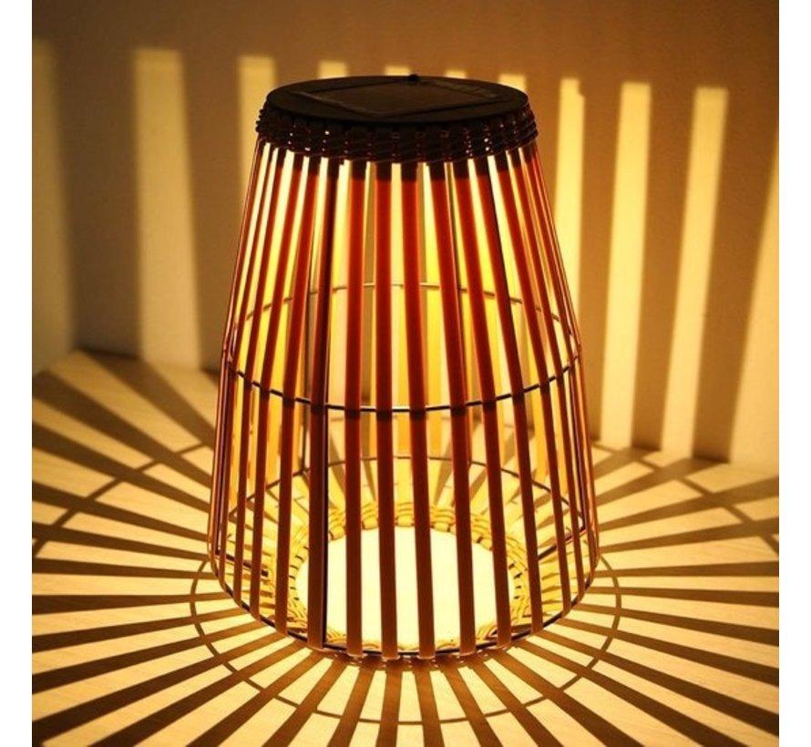 lumisky shady solar LED-lantaarn op zonne-energie