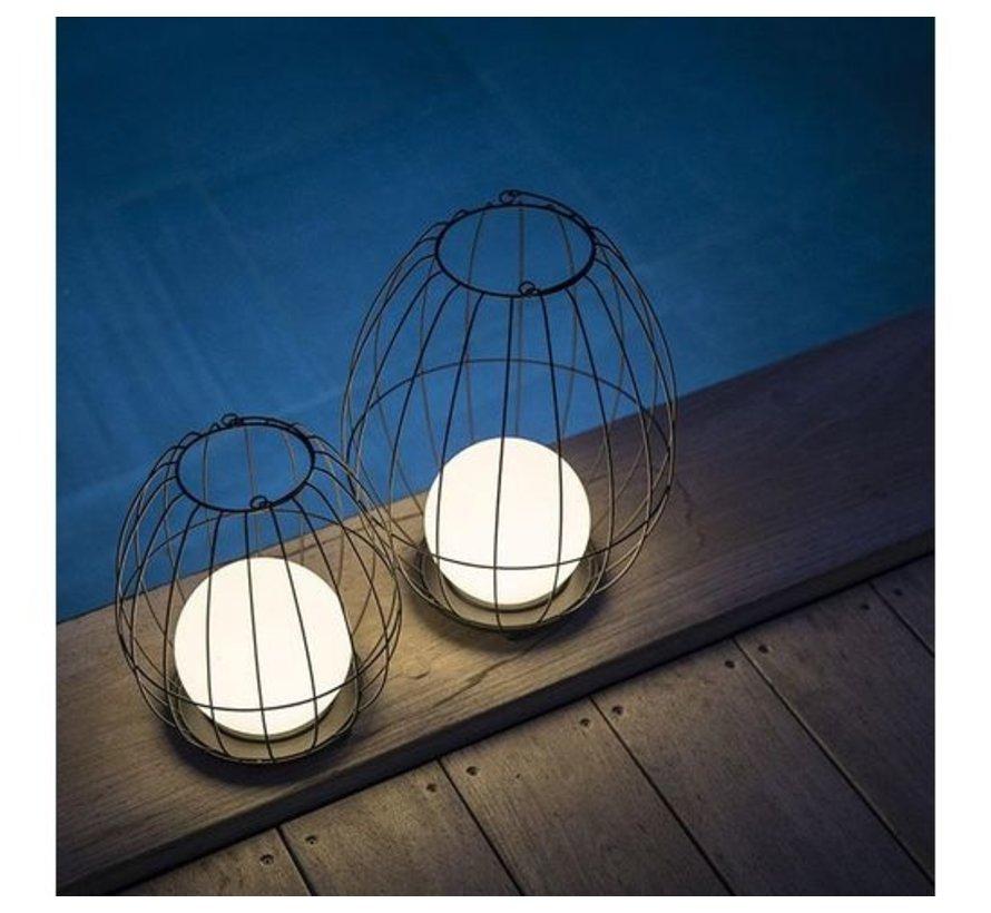 lumisky sunset 25 LED-lantaarn via usb lader