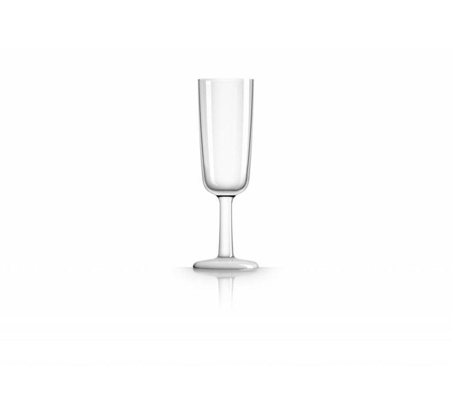 Marc Newson champagneglas Flute Wit [16cl] - Transparant