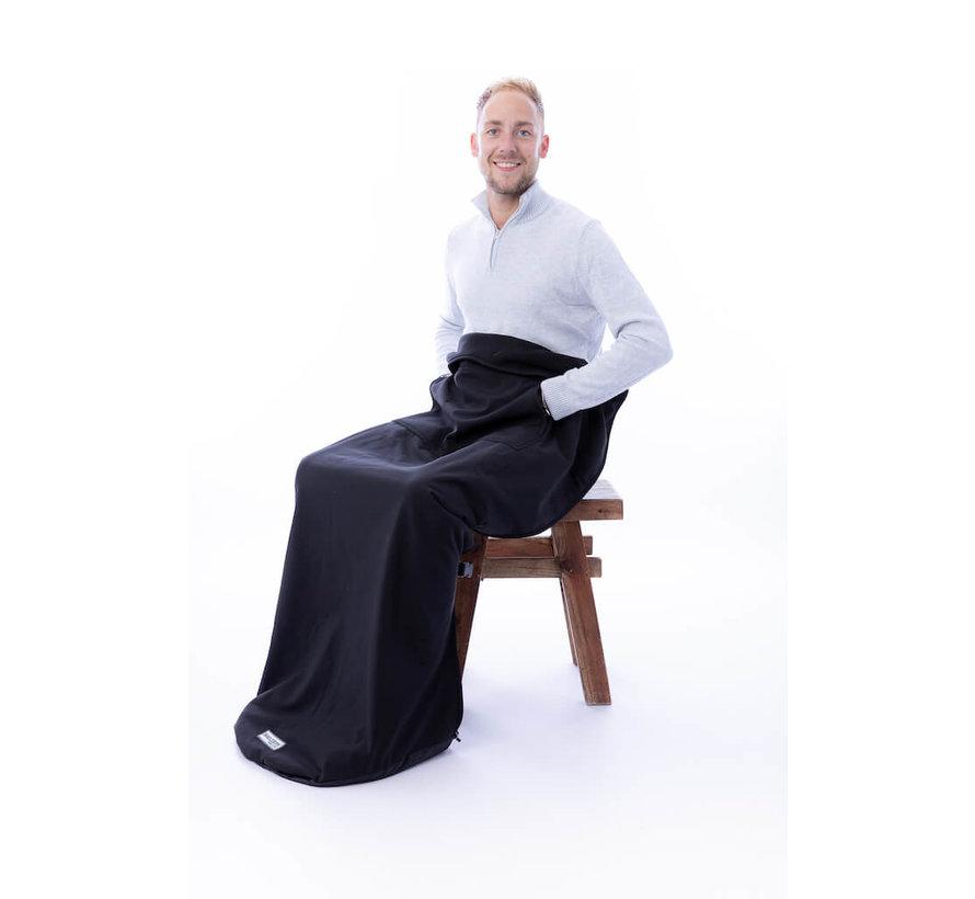 Deken met flexibele onderlaag