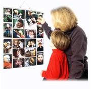 Foto insteekhoes Poster - 40 foto's  in 20 insteekvakken