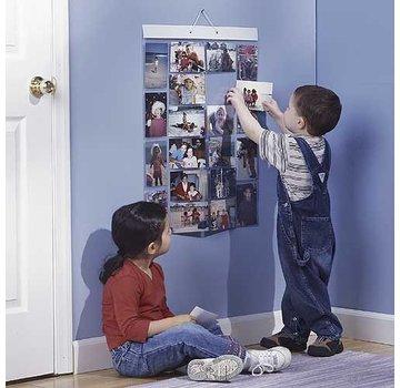 Foto insteekhoes Poster - 40 foto's  in 20 insteekvakken  [10 x 15cm]