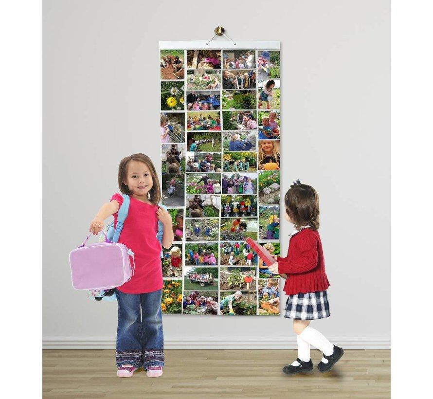 Foto-insteekhoezen - 80 foto's in 40 insteekvakken Posterformaat [10 x 15cm]