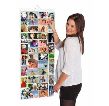 Foto insteekhoes Poster - 80 foto's in 40 insteekvakken