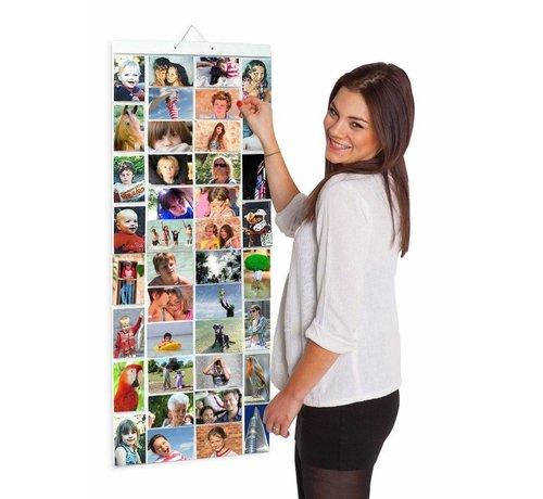 Foto-insteekhoezen - 80 foto's in 40 insteekvakken