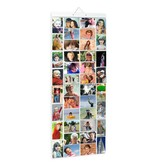 Foto Insteek Hoes Poster - Foto Insteekhoezen - voor 80 foto's in 40 insteekvakken ( voor foto's 10 x 15 cm )