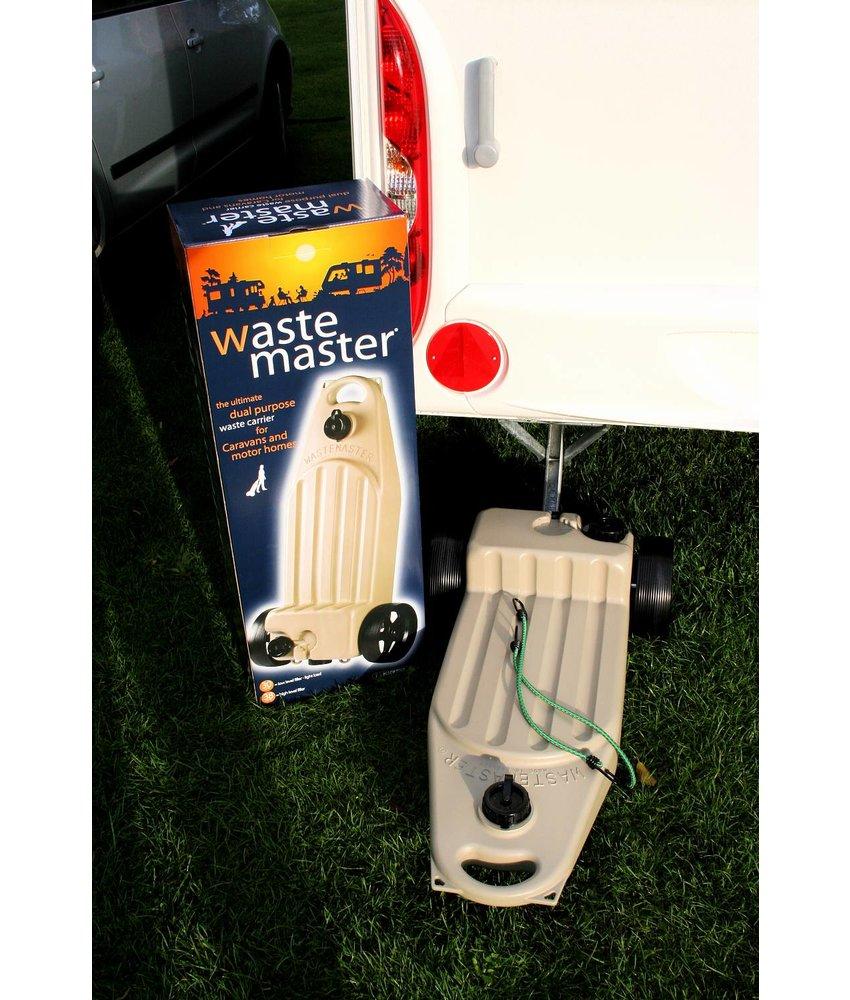 Wastemaster Afvalwatertank 30/38 ltr. Beige/Zandkleur