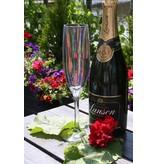 Champagneglas Flute Prosecco STRAHL 5 sterren Onbreekbaar 0.16 ltr. | Design+ 40250
