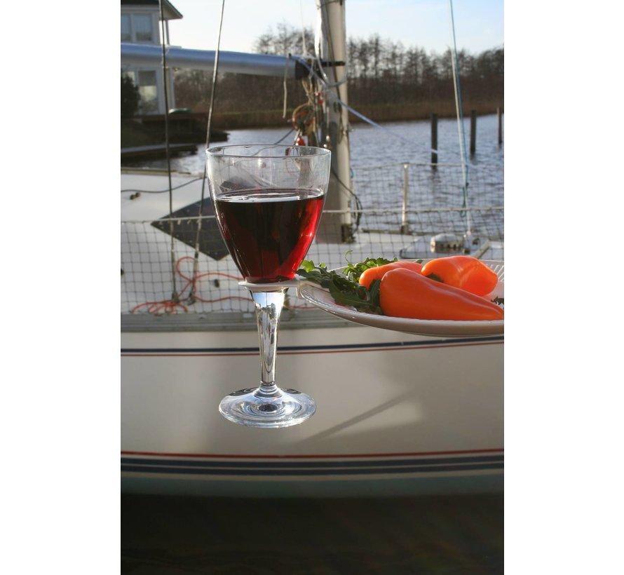 Wijnglashouder Party-Clip [S] - 0011