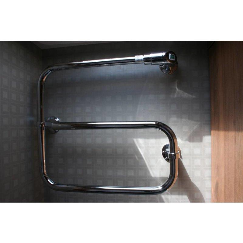 Elektrische ( 30 W ) Handdoekdroger CHROOM Zonder verzendkosten - 3 stangen