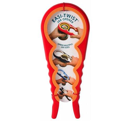 Zeer handige potopener | flesdop opener Rood / Oranje