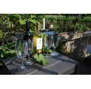 5* Wijnglazen 2+2 Classic Wijnglas 2x0.39ltr 2x0.24ltr Strahl onbreekbaar - 40670|40680