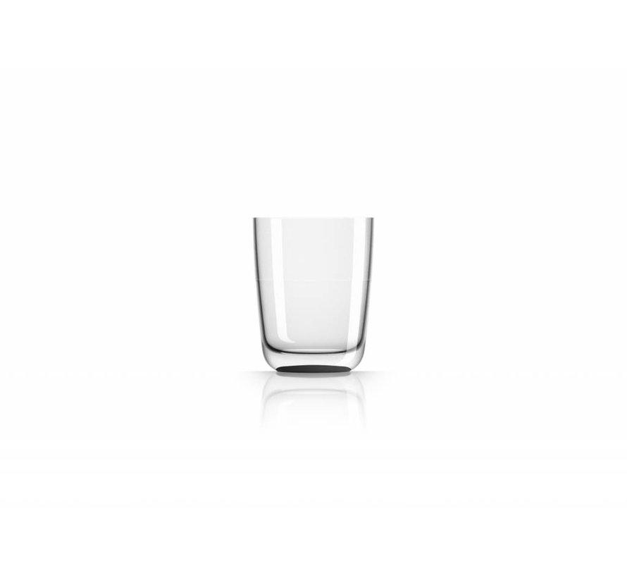 Marc Newson hoog Glas Zwart [30cl]