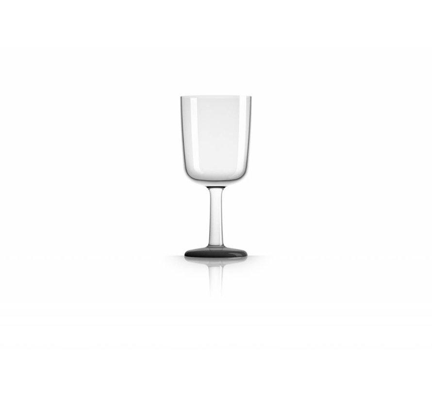 Marc Newson Wijnglas Zwart [25cl]