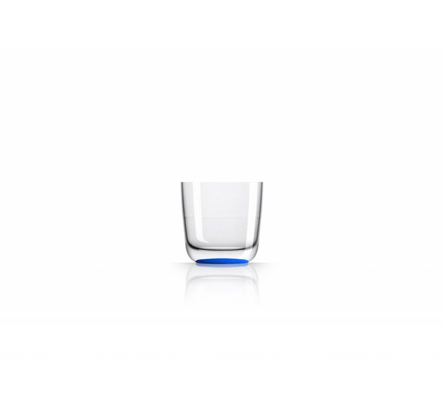 Marc Newson laag glas Donkerblauw [20cl]