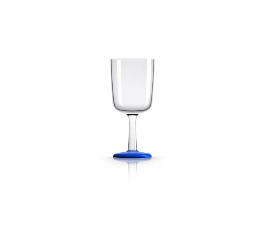 Marc Newson Wijnglas Donkerblauw [25cl]