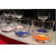 Marc newson Marc Newson laag  (wijn) glas ( tritan ) Oranje [20cl] onbreekbaar