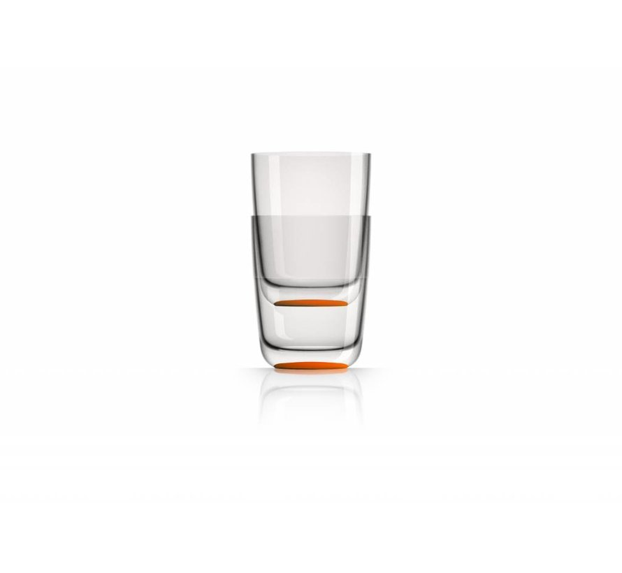 Marc Newson hoog glas Oranje [30cl]