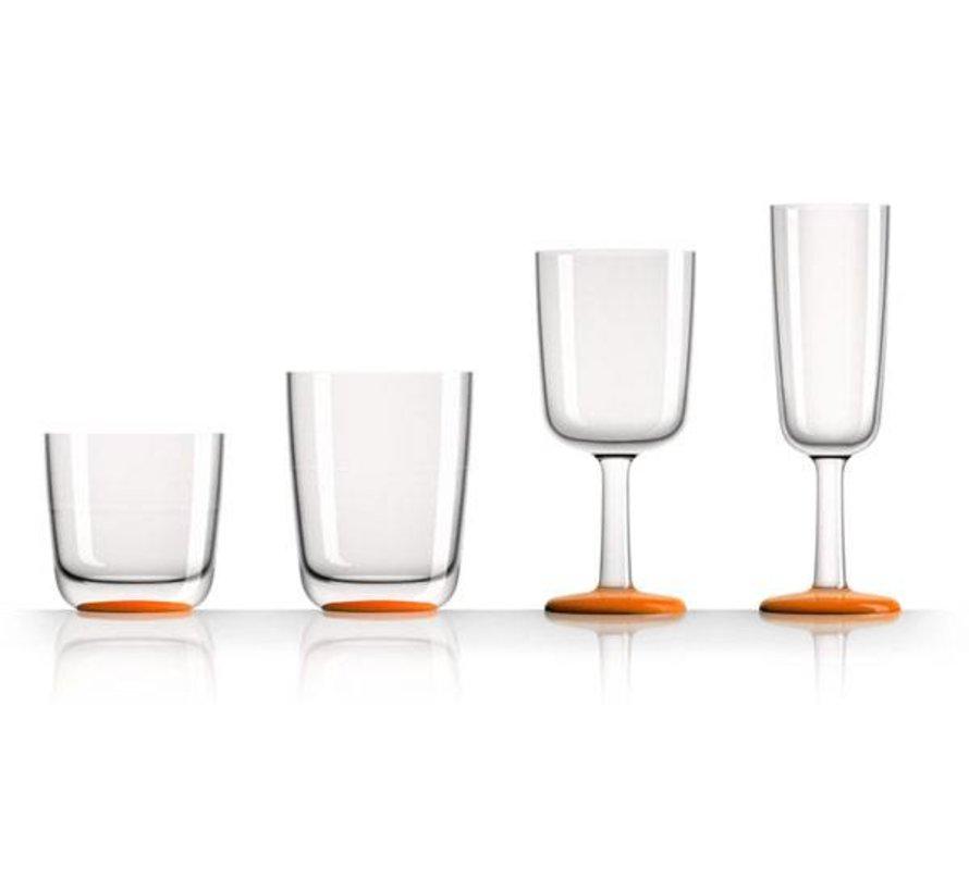 Marc Newson Champagneglas Flute  Oranje [16cl]