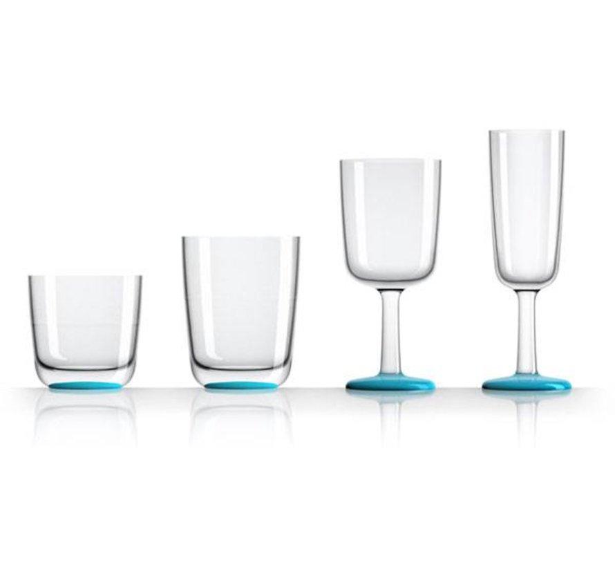 Marc Newson hoog glas Lichtblauw [30cl]