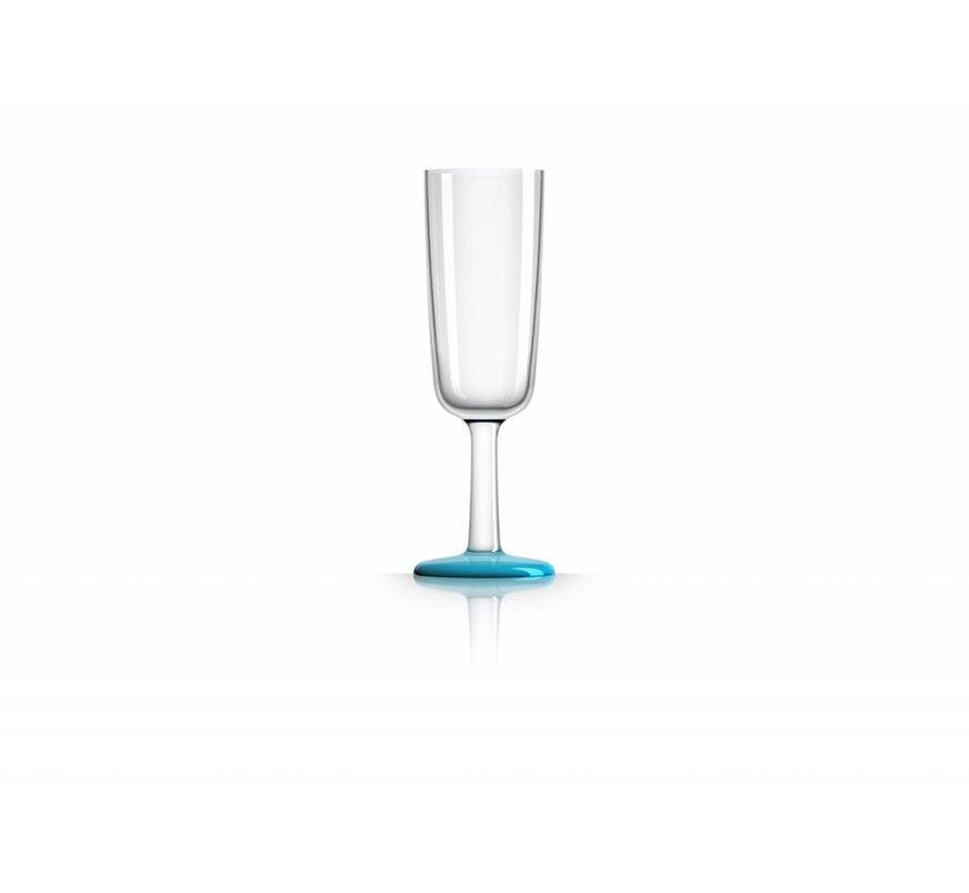Marc Newson Champagneglas Flute  Lichtblauw [16cl]