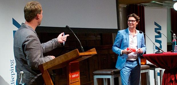 Merijn Everaarts - Oprichter Dopper in de duurzame TOP 100 van Trouw