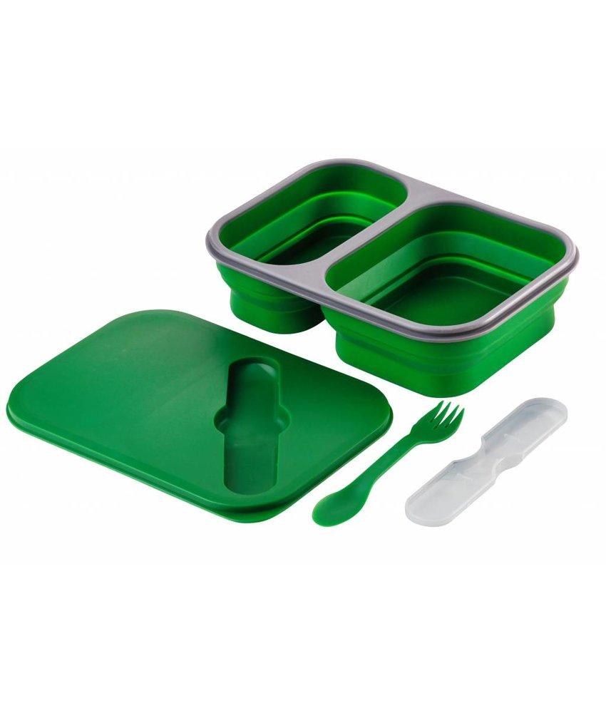 Opvouwbare Lunchbox Large Duurzaam Groen | Green
