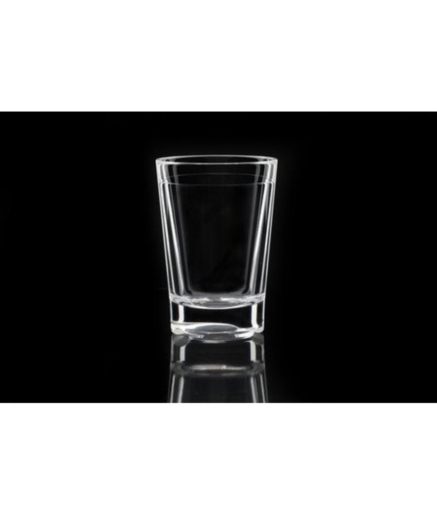 NIEUW ! Borrelglas van Strahl 74 ml - Chique en Onbreekbaar - Amuse glas Strahl - Dessert glas Strahl - Shot Glass