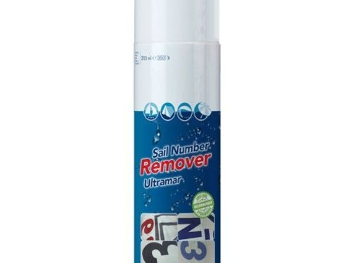 Ultramar Sail Number Remover