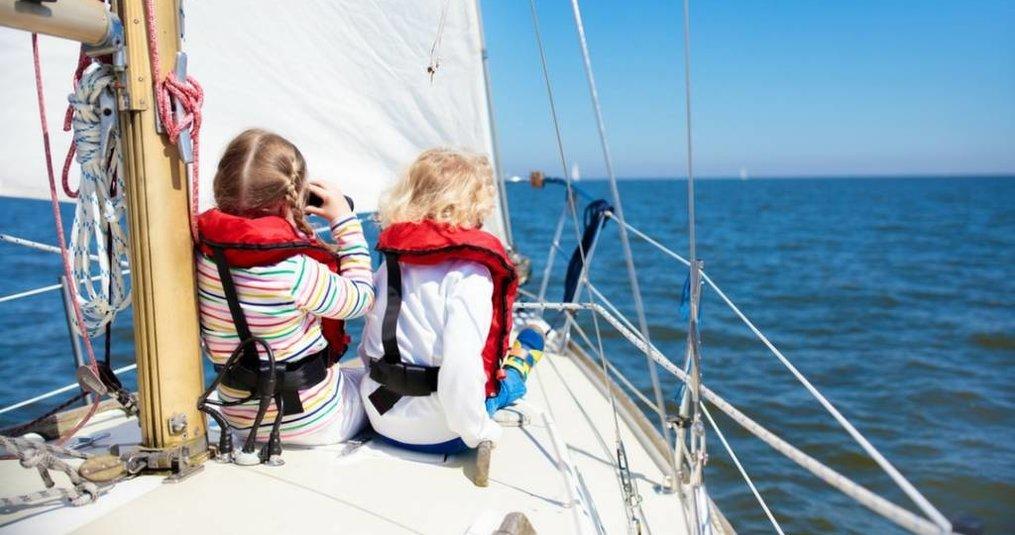 Varen met kinderen; de beste tips