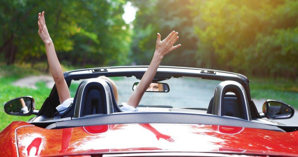 De 7 mooiste cabrio routes van Nederland