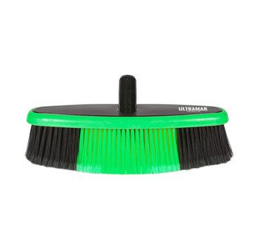 Wasserdurchlässige Reinigungsbürste – Extraweich – Stielmodell – 36