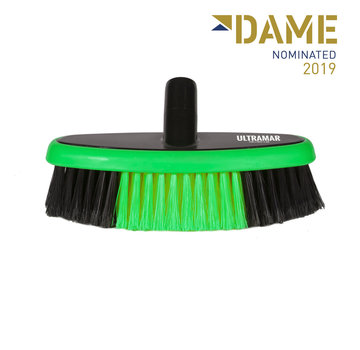 Water-Permeable Washing Brush - Extra soft - Steel model - 26