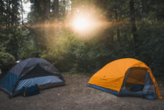 Réparer une toile de tente - Meilleurs Conseils & Astuces