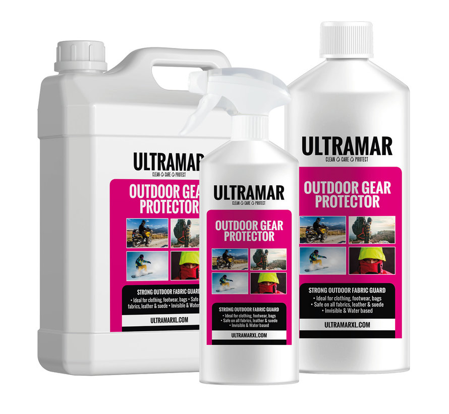 Spray hydrofuge extra puissant - OUTDOOR GEAR PROTECTOR