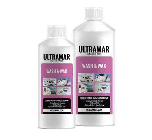 Sterke Boot & Caravan Shampoo - WASH & WAX