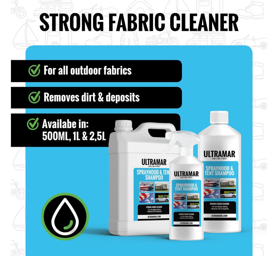 Strong Cloth Cleaner - SPRAYHOOD & TENT SHAMPOO