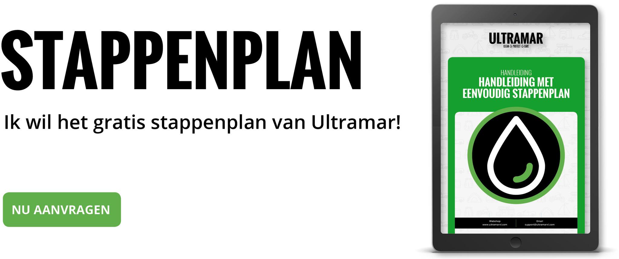 Ik wil het gratis stappenplan van Ultramar!