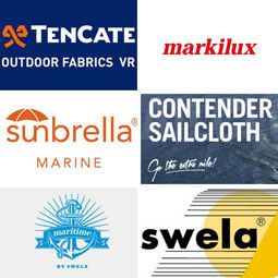 Having sails, boat covers or tents cleaned? Making something waterproof?