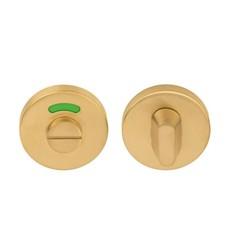 Toiletset Basic LBWC50D mat goud