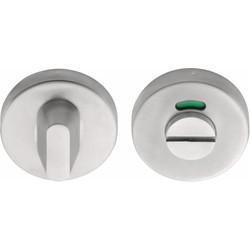 Toiletset Basic LBWC50 gepolijst rvs