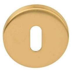 Sleutelrozet Basic LBN50 mat goud