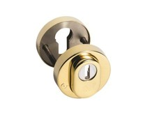 Veiligheidsrozet met kerntrekbeveiliging PVD Gold