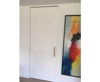 Vlakke binnendeur (extra stabiel)