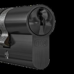 Cilinder tbv Cilinderslot 1269 zwart