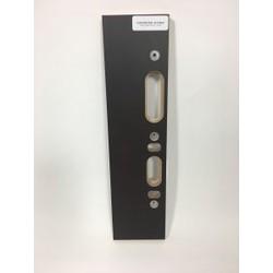 Freesmal sluitkom magneetslot Intersteel (N1200)
