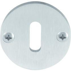 Sleutelrozet PBN50 mat RVS