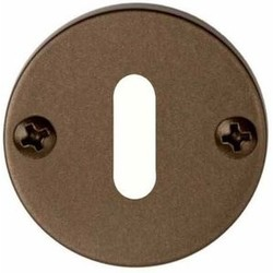 Sleutelrozet PBN50 mat brons