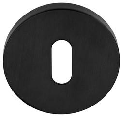 Sleutelrozet PBIN53 mat zwart